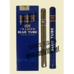 威利蓝铝管3支装Villiger BLUE TUBE CUBAN Filler